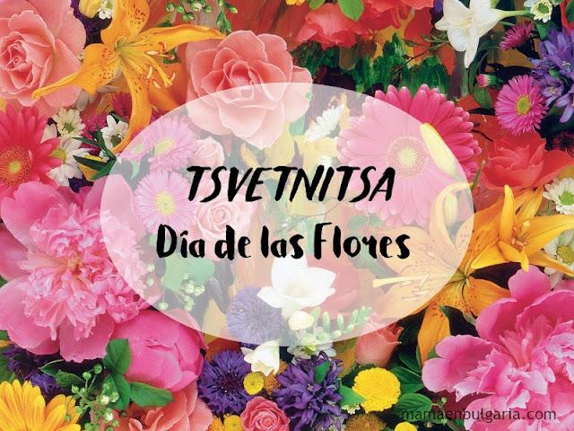 Tsvetnitsa Día de las Flores en Bulgaria