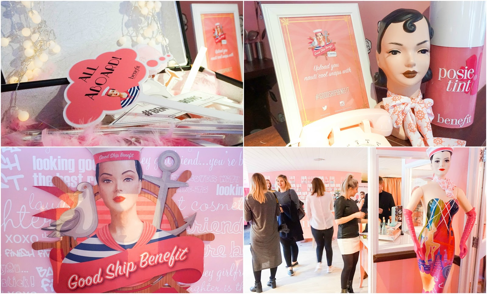 #GoodShipBenefit with House Of Fraser