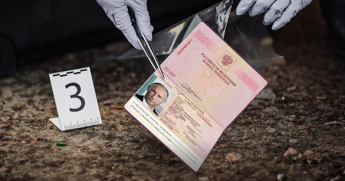 British police find Putin's passport at scene of Salisbury poison attack