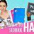 BACK TO SCHOOL 2018 : haul przybory szkolne // Marlena Janik