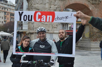 YouCan Change… Happening από τη Νέα Ακρόπολη Βαρδάρη Θεσσαλονίκης