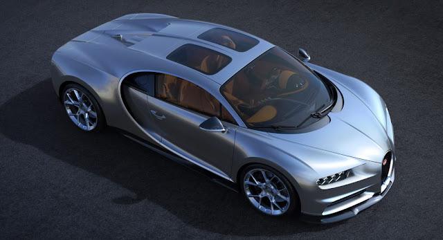 Bugatti, Bugatti Chiron, Pebble Beach, Reports