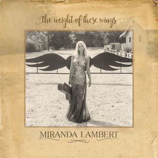 Miranda Lambert - The Weight Of These Wings (2016) - Album Download, Itunes Cover, Official Cover, Album CD Cover Art, Tracklist