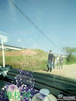 中国民主党迫害观察员:长沙市雨花区拆迁户赵迎红家白日遭黑社会团伙持械恐吓