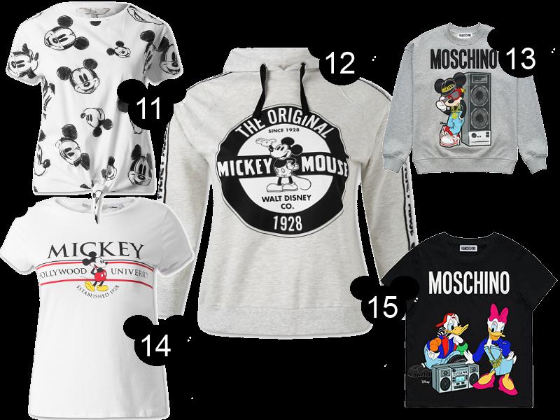 Blondkappchen Happy Birthday Mickey It Pieces Zum 90 Geburtstag