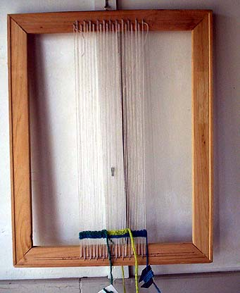 Cheap Twills Make Your Own Frame Looms