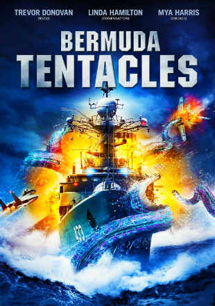 Bermuda Tentacles 2014  720p Dual Audio 900Mb ESub