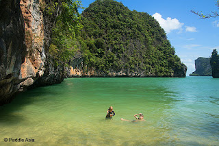 Phang Nga Bay family holidays
