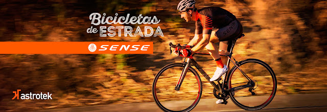 Bicicletas de Estrada da Sense Bike