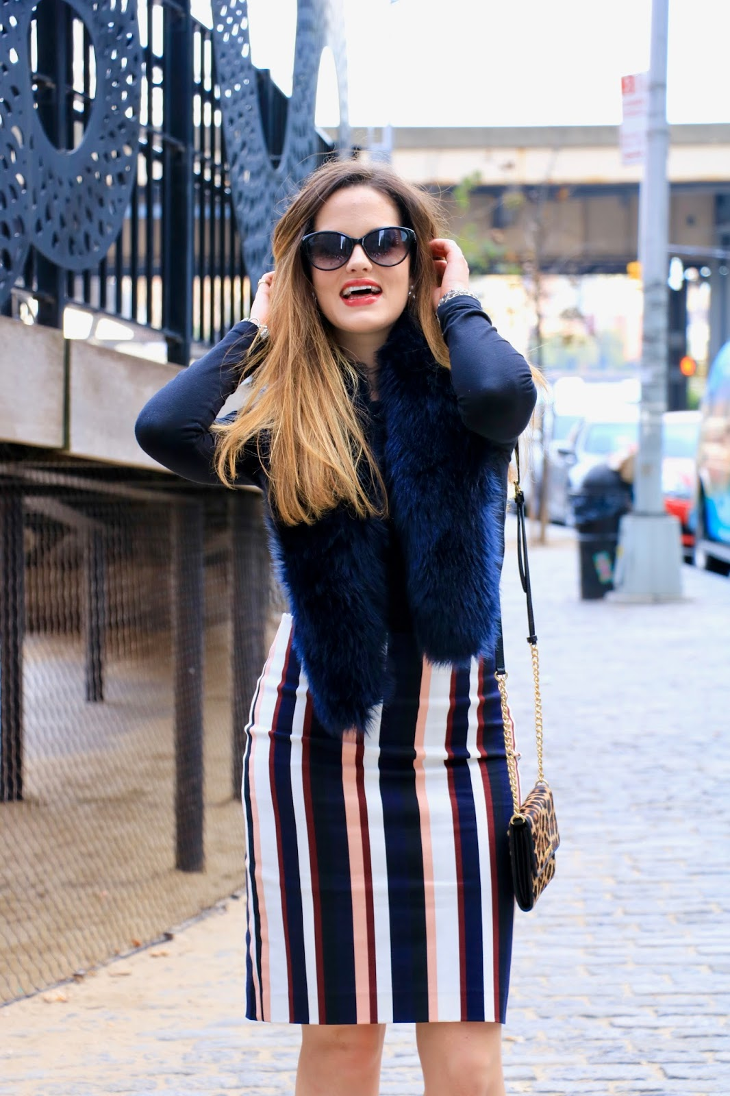 Nyc fashion blogger Kathleen Harper's fall work outfit ideas