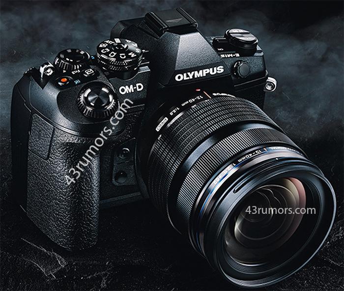 Фотоаппарат Olympus OM-D E-M1 Mark II