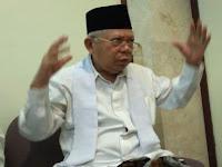 Mahfud MD Pun Marah Atas Sikap Ahok Pada Kiai Makruf Amin