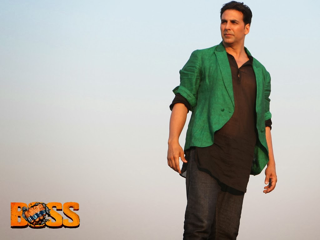 Akshay Kumar Picture And Wallpapres Of Boss Movie