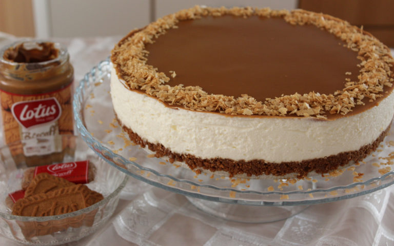 Sos recette cheesecake sans cuisson chocolat blanc et - Cheesecake sans cuisson speculoos ...