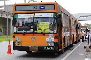 Bangkok Airport Bus S1