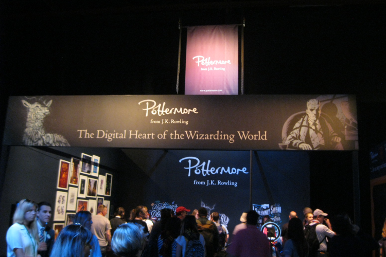 Pottermore A Celebration of Harry Potter 2018
