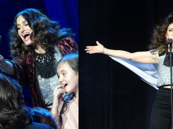 Idina Menzel, Royal Albert Hall | Review