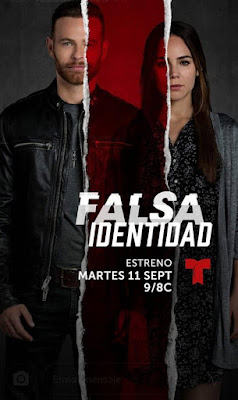 Falsa Identidad (TV Series) S01 D2 Custom HD Latino