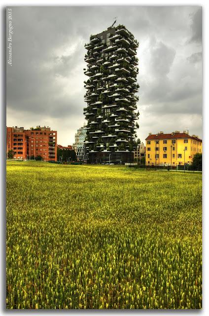 Milano, Smart Community #pnsc - Agnes Denes