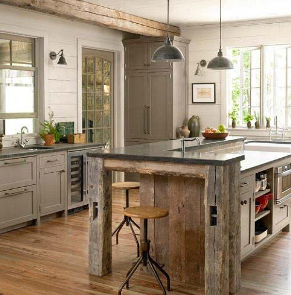 Moois En Liefs Keukens Uit Hergebruikte Materialen