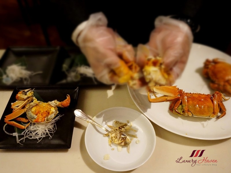 tokyo chinese fine dining hilton dynasty restaurant review