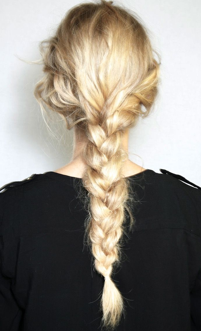 how to make easy hairstyle for winter lazy day