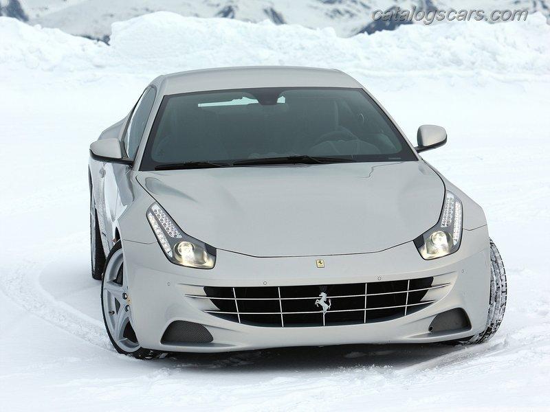 صور سيارة فيرارى FF سلفر 2013 - اجمل خلفيات صور عربية فيرارى FF سلفر 2013 - Ferrari FF Silver Photos Ferrari-FF-Silver-2012-07.jpg