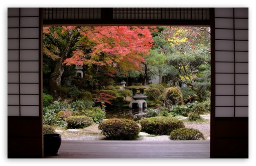 Buddhist Ceremony Traditional Japanese Garden: The Dragon's Orb: Zen Aesthetic Principles In Budo