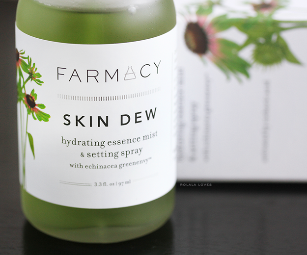 Farmacy Skin Dew, Farmacy Skin Dew Hydrating Essence Mist,  Farmacy Review, Farmacy Beauty, Facial Mist, Green Beauty