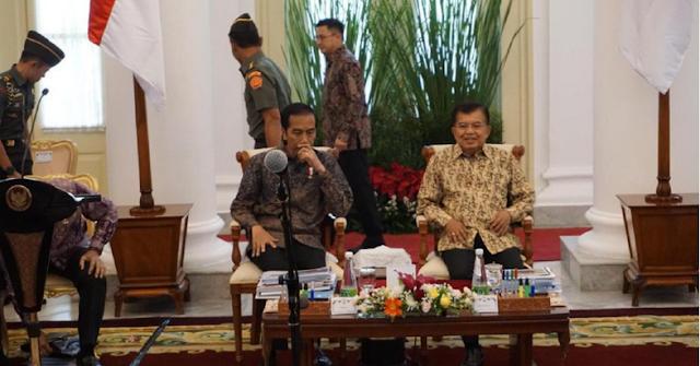 Presiden RI Jokowi: Kita Harus Kerja Keras Mati-matian untuk Menurunkan Kesenjangan
