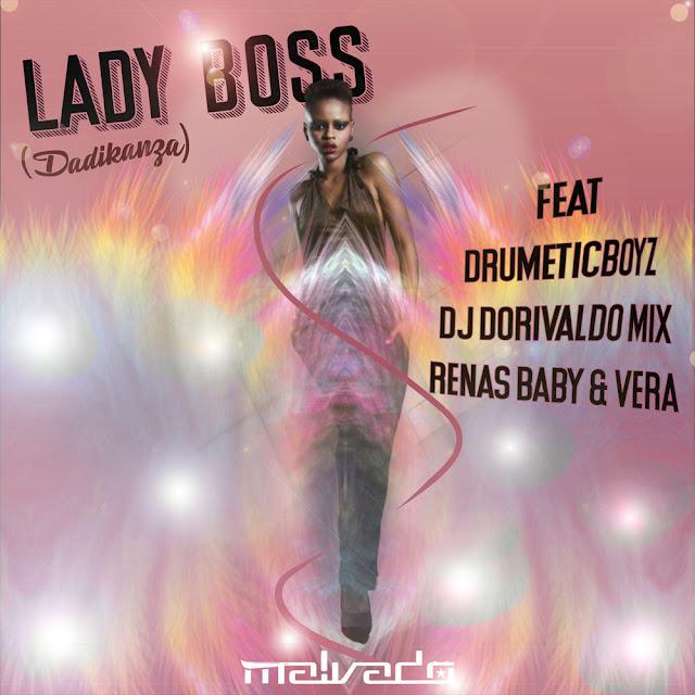 Instrumental - Dj Malvado Feat. DrumenticBoys, Dorivaldo Mix, Renas Baby & Vera - Lady Boss (Dadikanza)