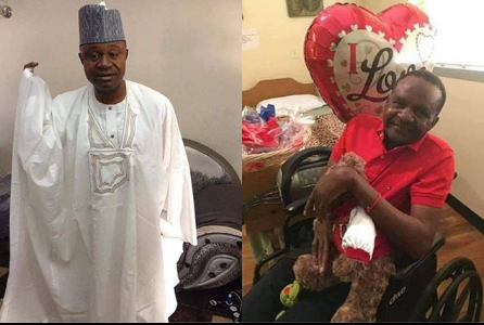 Danbaba Suntai's Younger Brother Dies Barely One Week After His Burial