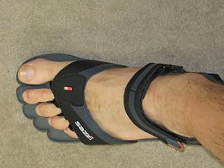 Sazzi Decimal Sandals