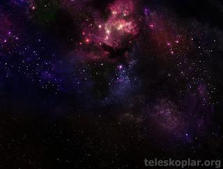 Nebulaların fotoğrafları