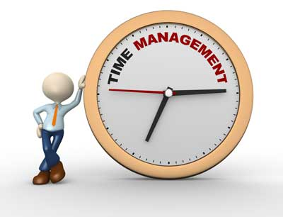 importance of turning in work on time