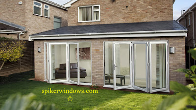 Buy UPVC bifold doors