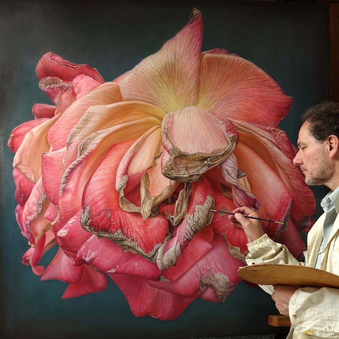 10-Gioacchino-Passini-Realistic-Paintings-of-Flowers-and-Roses-www-designstack-co