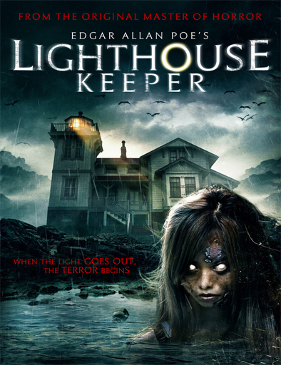 Ver Edgar Allan Poe's Lighthouse Keeper (2016) Online