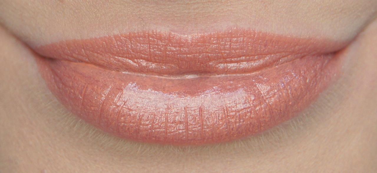 mac shy girl lipstick swatch review