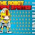 Free Sprite - 2D Game Platformer (Robot)