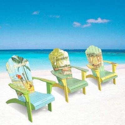 The Adirondack Chair A Summer Classic  Beach Chair