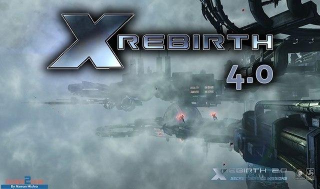 X REBIRTH 4.0-PLAZA