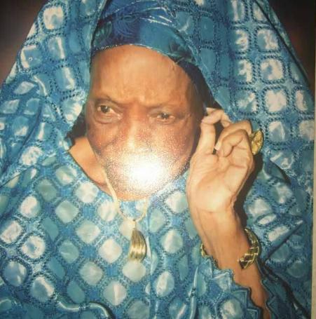 Musiliu Obanikoro's loses mum