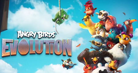 Angry Birds Evolution Mod Apk