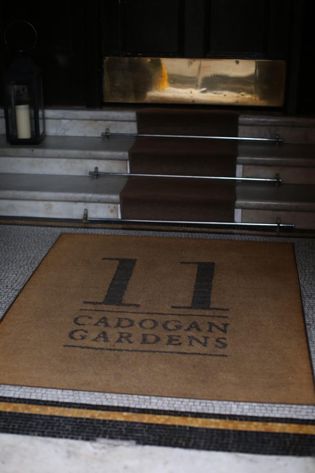 11 cadogan gardens