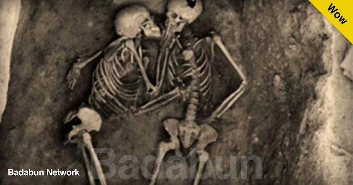 pareja chica losamantes enterrada viva historia descubrimiento