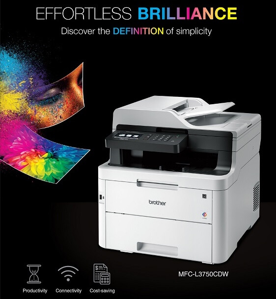 Brother Unveils 'Business Color' LED Machines