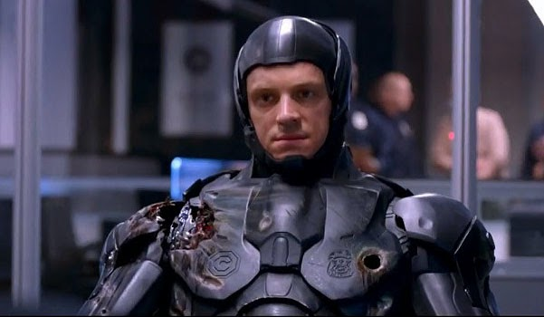 'Robocop' Joel Kinnaman in the new trailer