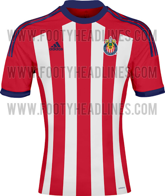 efa194dac4e Exclusive! Chivas USA 2014 Home Jersey Leaked - Footy Headlines