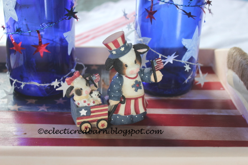 4th of July cows